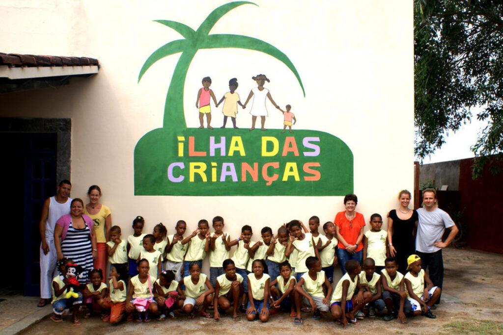 Insel der Kinder